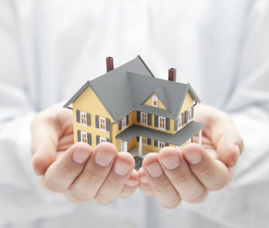Haus in guten Händen